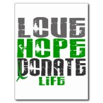 Love Hope Donate Life