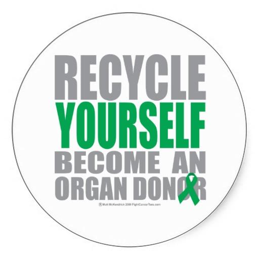 organ recipients association of arkansas recycle yourself become